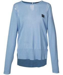 Rochas   Logo Sweater 40