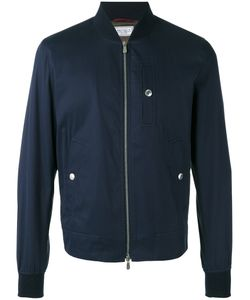Brunello Cucinelli | Snap Pocket Bomber Jacket Size 50