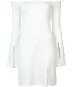 Alexis | Off Shoulder Slit Dress