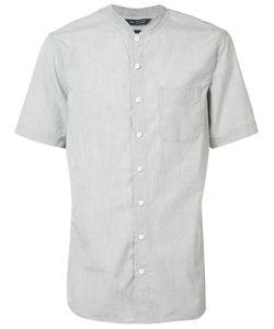 wings + horns | Wingshorns Mandarin Neck Shortsleeved Shirt Large Cotton