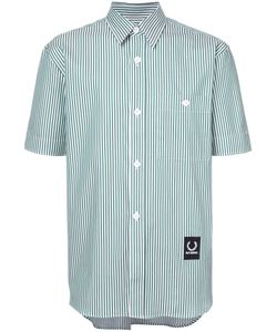 Raf Simons X Fred Perry | Fitted Striped Shirt Men