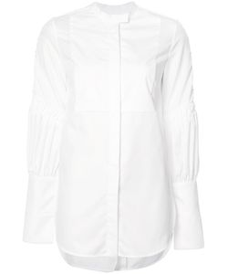 Ellery | Band Collar Shirt 10 Cotton
