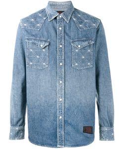 Neighborhood   X Fuct Ssdd Denim Shirt Medium Cotton