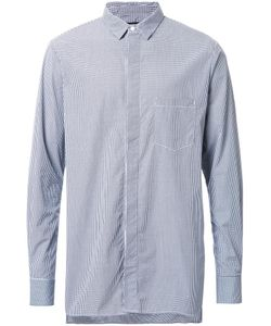 Bassike | Checked Shirt Large Cotton