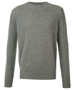 The Elder Statesman | Cashmere Crew Neck Jumper Adult Unisex Medium
