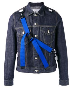 GANRYU COMME DES GARCONS | Strap Denim Jacket Medium