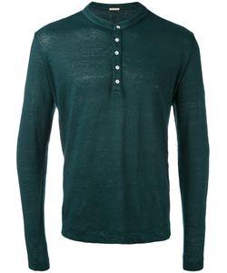 Massimo Alba | Buttoned Sweatshirt M