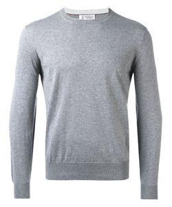 Brunello Cucinelli | Crew Neck Sweatshirt
