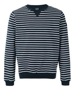 Paul & Shark | Striped Sweatshirt Size Xxl