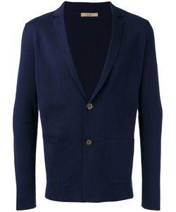 Nuur | Plain Cardigan 52 Cotton/Linen/Flax