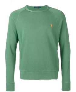Polo Ralph Lauren | Embroidered Logo Sweatshirt Size Large