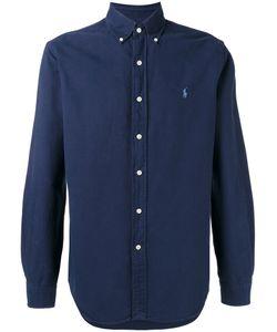 Polo Ralph Lauren   Рубашка С Вышивкой Логотипа