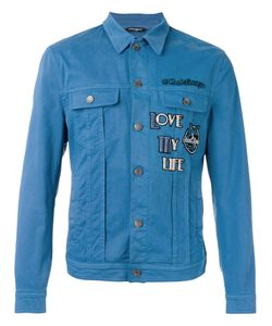 Dolce & Gabbana | Good Times Patch Denim Jacket Size 48