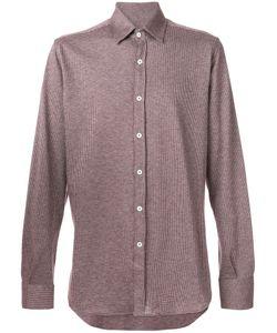 Canali | Рубашка В Ломаную Клетку