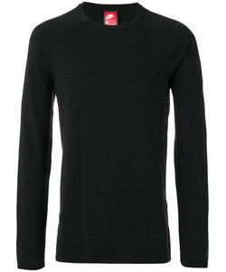 Nike | Technical Knit Crew Neck Top