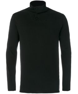 Transit | Buttoned Roll Neck Sweater Men