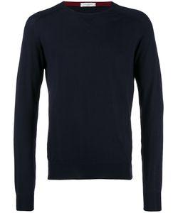 Paolo Pecora | Cutout Neck Sweatshirt Size Xl
