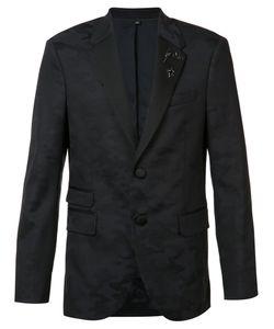 Neil Barrett | Camouflage Trim Suit Jacket Size 54