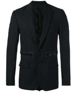 Givenchy | Oversized Zip Detail Blazer Size 46