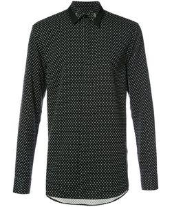 Givenchy | Рубашка С Узором В Горох
