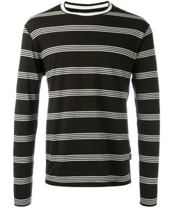 PS PAUL SMITH | Ps By Paul Smith Striped Longsleeved T-Shirt Xl