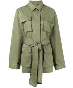 Ganni | Куртка Fabre С Поясом
