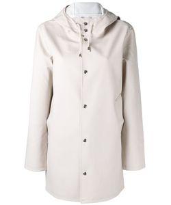 STUTTERHEIM | Hooded Raincoat Small Cotton/Polyester