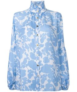 Macgraw   Baguette Blouse 10 Silk/Polyester