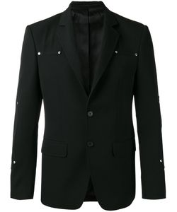 Givenchy | Logo Stud Blazer 48 Cotton/Cupro/Wool