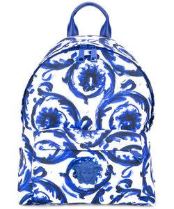 Versace | Painted Baroque Medusa Backpack Nylon
