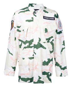 SANKUANZ | Camouflage Jacket M