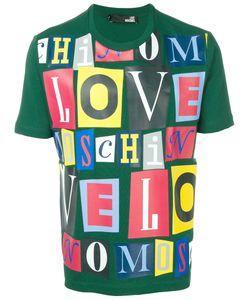 Love Moschino | Футболка С Принтом