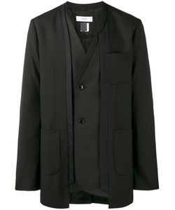 FACETASM   Asymmetric Kimono Jacket 4