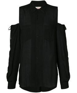A.F.Vandevorst | Cut-Out Shoulders Shirt M