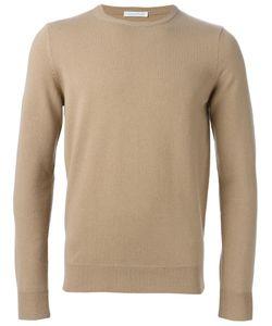 MANIPUR | Crew Neck Sweater 50 Wool/Cashmere/Silk