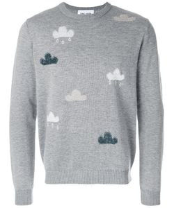 JIMI ROOS | Cloud Embroidered Jumper Men