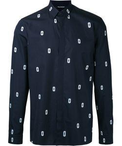 Neil Barrett | Рубашка С Принтом Вспышек Молнии