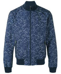 Michael Michael Kors | Palm Print Bomber Jacket