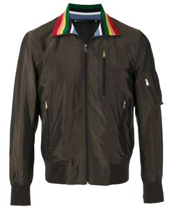 Paul Smith | Contrast Collar Bomber Jacket