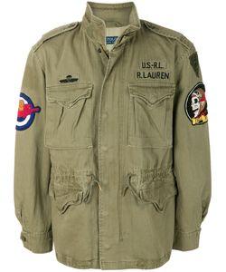 Polo Ralph Lauren | Куртка В Стиле Милитари С Аппликацией
