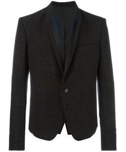Haider Ackermann | Glitter Effect Boxy Blazer 48 Virgin Wool/Acetate/Rayon/Cotton