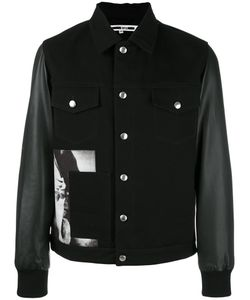 Mcq Alexander Mcqueen | Billy Bomber Jacket 50 Cotton/Calf
