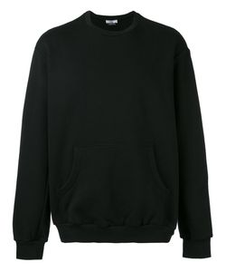 Selfmade By Gianfranco Villegas | Stitched Logo Sweatshirt