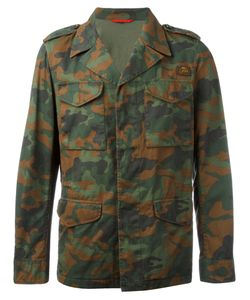 Fay | Camouflage Lightweight Jacket L