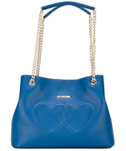 Love Moschino | Heart Shoulder Bag Polyurethane