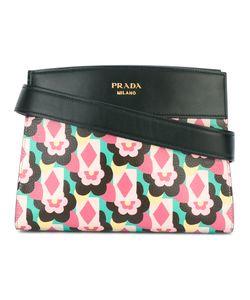 Prada | Print Shoulder Bag