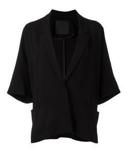 DEMOO PARKCHOONMOO | Kimono Boxy Jacket 40 Polyester/Acetate