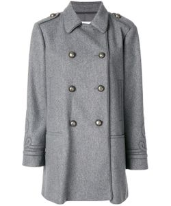 Red Valentino | Fitted Double-Breasted Coat