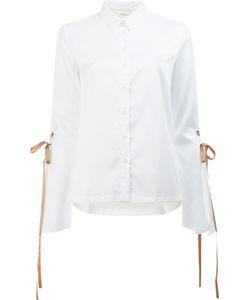 Elaidi | Lace-Up Sleeve Shirt Size 40