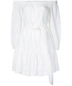 Erika Cavallini | Платье С Поясом И Открытыми Плечами